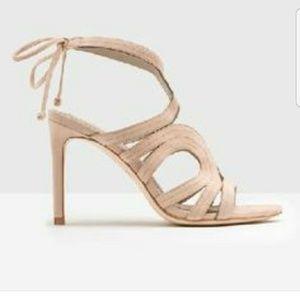 NWOB Boden Octavia Heel in light pink